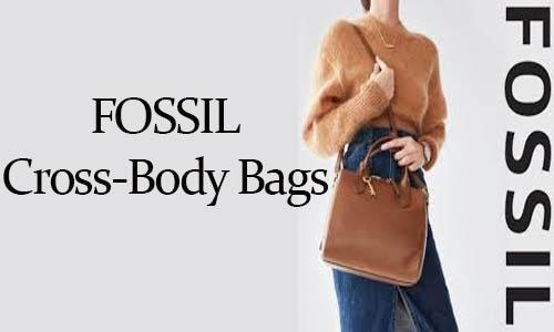 fossil crossbody bagd